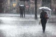 Octubre y noviembre serán los meses que presentarán más precipitaciones.