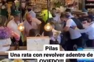Hurtó un celular y quedó libre porque no lo denunciaron en Medellín