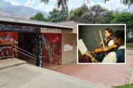 A niños de Medellín los amenazaron con cuchillos para robarle sus instrumentos musicales