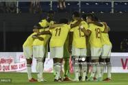 Selección Colombia vs Paraguay