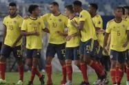 Selección Colombia: tres novedades para enfrentar a Uruguay, Brasil y Ecuador