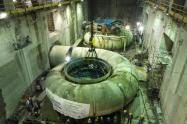 La segunda Cámara Espiral en le proyecto Hidroituango