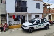 Asesinan a madre de familia en Caldas, Antioquia