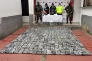En esta operación fueron capturados dos presuntos integrantes del Eln.