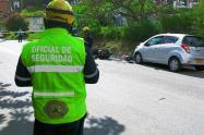 Este accidente de tránsito es investigado por las autoridades.
