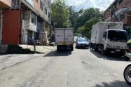 Este es el asesinato número 33 perpetrado este año en esta zona del nororiente de Medellín.