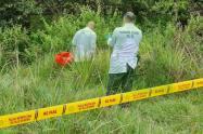 Hallaron cuerpo decapitado de joven desaparecido en Medellín