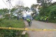 El cadáver de la víctima fue hallado abandonado en zona rural de este municipio del occidente antioqueño.