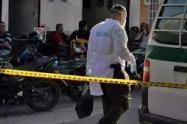 Este ataque sicarial fue perpetrado en zona urbana de este municipio.