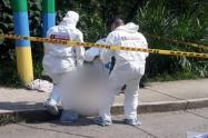 """Un """"trapito rojo"""" mató a otro por cuidar carros en el barrio Laureles de Medellín"""