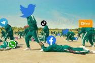 WhatsApp: memes de caída mundial