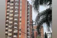 Referencia edificio Kampala en Medellín.