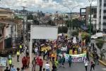 Movilizaciones estudiantiles en Tunja