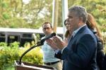 El presidente Iván Duque anunció beneficios económicos a comerciantes afectados por bloqueos