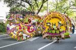 Las silletas de la Feria de las Flores de Medellín