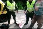 """El presunto integrante de """"Los Caparros"""" fue detenido en el Bajo Cauca."""