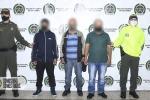 Los capturados harían parte del grupo delincuencial 'Los Triana'.