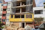 Obrero de construcción murió al caer de un quinto piso en el barrio laureles de Medellín