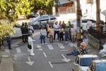 Ataque en el barrio Castilla