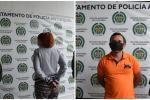 También fue capturado un presunto integrante de las Autodefensas Unidas deColombia.