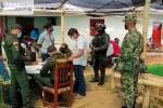 Que indisciplina, sorprende a 30 personas en una gallera en el Carmen de Viboral, Antioquia
