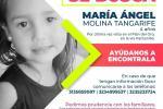 Una de las menores fue hallada en Abejorral, Antioquia; continúa la búsqueda de su hermanita.