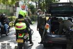 Operativos en Medellín tras crimen de patrullero de la Policía