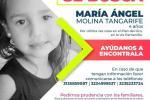 Policía busca en el Oriente antioqueño a niña de 4 años secuestrada por un hombre el departamento de Caldas