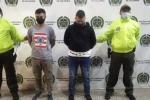 Capturados en Medellín alias Edgar y Uberlino, señalados integrantes del Clan del Golfo