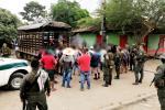 Megaoperativo en contra de la mineria ilegal, dejó 17 personas capturadas en Nechí, Antioquia