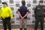La policía capturó a 19 presuntos abusadores sexuales en doce municipios Antioqueños