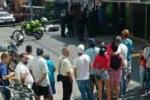 Mataron a un joven en presencia de su hermana en el barrio Santa Cruz de Medellín