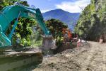 Trabajos vía Medellín - Bogotá