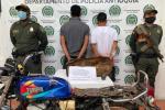 Las personas fueron capturadas en una zona de recolección de café, indicaron las autoridades.