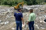 Atención de emergencias y mitigación del riesgo en Antioquia.