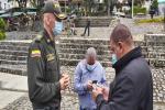 Consejo de seguridad en Concordia, Antioquia.