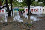 Inundaciones en el corregimiento Bolombolo de Venecia, Antioquia.