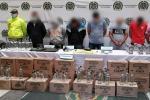 Grupo de ladrones se uniformaban de policías para robar en vías de Medellín