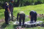 El cuerpo no presentaba signos de tortura, informaron las autoridades.