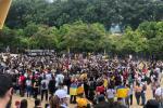Referencia de marchas en Medellín.