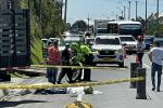Tragedia en la vía Medellín – Bogotá, dos jóvenes motociclistas murieron al chocar con un camión