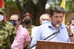Referencia ministro de Defensa, Diego Molano.