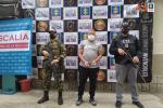 Extorsionista amenazó a una madre de familia con matarle a su hijo en Medellín