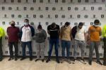 Mandan a la cárcel a siete policías por hechos de corrupción en Medellín