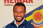Heinar Yadir Zorrilla - Selección Colombia
