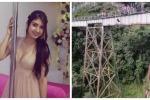 Yecenia Morales murió al lanzarse de bungee jumping sin estar amarrada