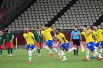 Brasil en el fútbol de los Juegos Olímpicos