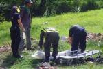 La víctima llevaba poco tiempo en este municipio del Bajo Cauca del departamento.