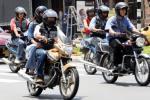 Si usted trabaja con su moto en Medellín, realice la gestión par que no lo coja el pico y placa