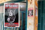 """""""No más ratas"""": cartel que une a comerciantes de Bello contra el robo"""